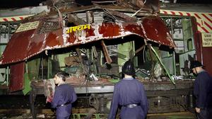 The blasts in July 2006 killed 188 people and injured more than 800 (AP)