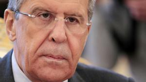 Russian Foreign Minister Sergey Lavrov. (AP)