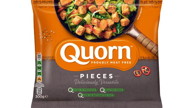 Quorn said it will help create