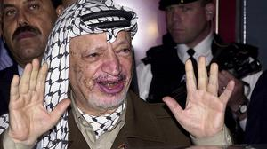 France has abandoned an inquiry into the death of Yasser Arafat