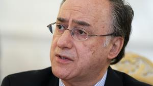 Director general of the Organisation for the Prohibition of Chemical Weapons Fernando Arias (AP/Alexander Zemlianichenko, FILE)