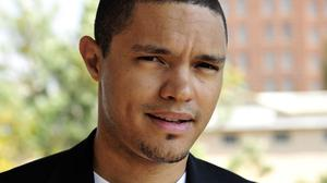Trevor Noah is to takeover from Jon Stewart on the Daily Show (AP/Bongiwe Mchunu-The Star)