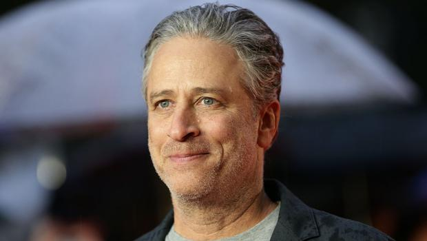Jon Stewart currently hosts the Daily Show