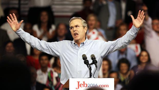 Jeb Bush joins the race for US president (AP)