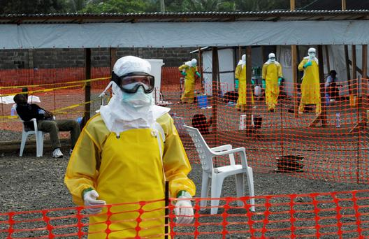 Ebola triggered a global health panic