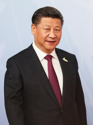 President Xi Jinping insists China has acted openly and honestly over the coronavirus outbreak (Matt Cardy/PA)