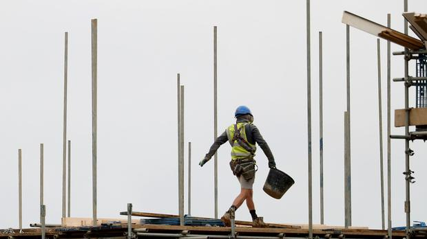 New homes, schools and hospitals will be delivered more quickly and efficiently under Government plans (Gareth Fuller/PA)