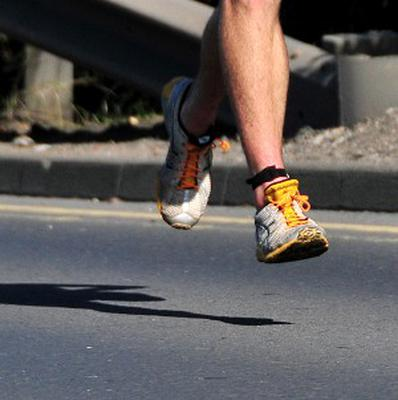 Around 1,000 people are taking part in the West Bank's first marathon