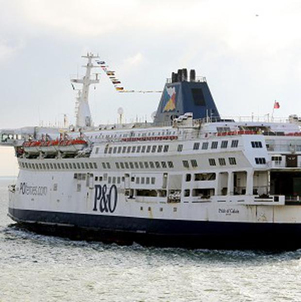 You do have rights if your ferry is delayed. If the delay is for more than 90 minutes, the ferry operator is required to offer you free snacks, meals or refreshments (in proportion to the waiting time) (Stock picture)