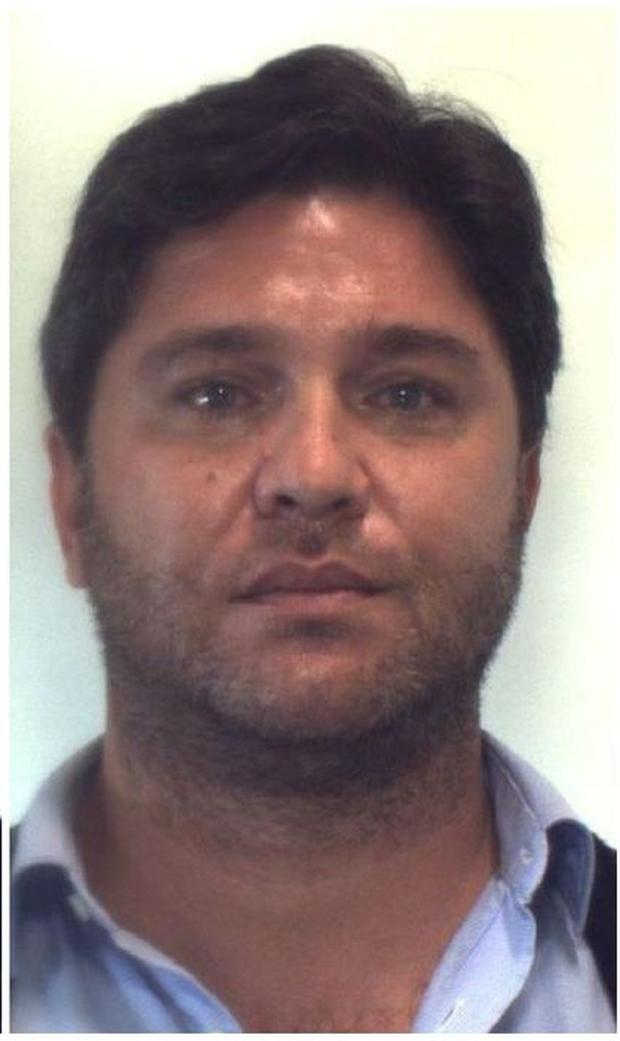 Giuseppe Calvaruso (44) had been living for months in Brazil
