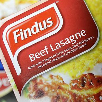 Findus UK confirmed it carried out a full product recall on Monday (AP)