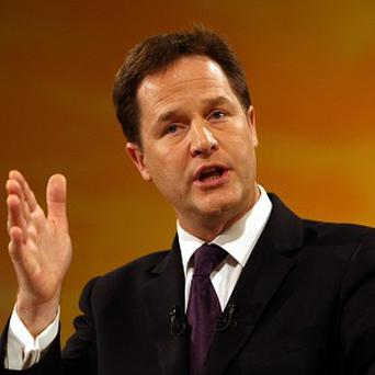 Deputy Prime Minister Nick Clegg will visit Mozambique and Ethiopia as part of a three-day tour