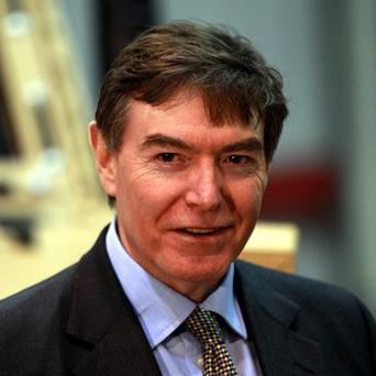 Defence Minister Philip Dunne