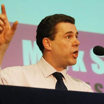 General Secretary of the PCS, Mark Serwotka has called the cuts 'purely political'