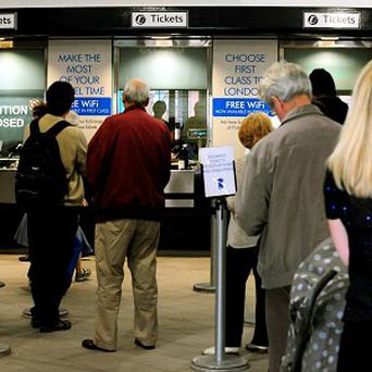 Rail passengers have been warned of further disruption to services