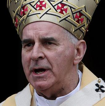 Cardinal Keith O'Brien is to resign