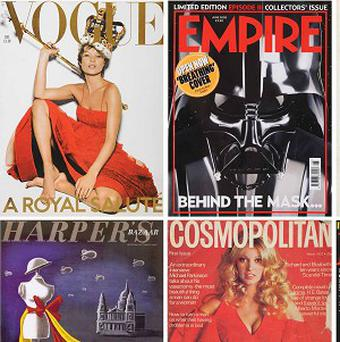 The PPA is asking people to vote for the greatest magazine cover of the last 100 years (PPA/PA)