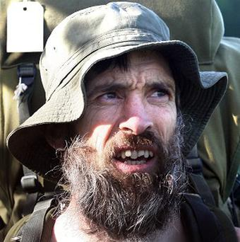 'Naked Rambler' Stephen Gough has served several prison terms for refusing to get dressed in public places