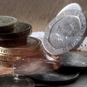 Figures released by Labour show real wages, that is wages minus inflation, have fallen in the UK by 3.2 per cent