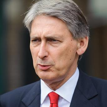 Philip Hammond cautioned that any 'significant' reductions in the defence budget would 'erode military capability'
