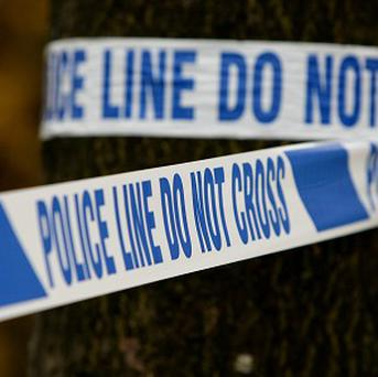 Nine addresses were raided by police investigating the alleged grooming and raping of a girl