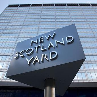 The girl is currently in custody at a central London police station