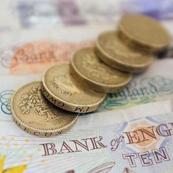 More than one million public sector workers are to gain a one per cent rise in pay from next month