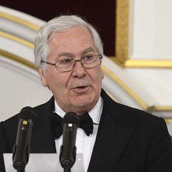 Governor of the Bank of England Sir Mervyn King says better times lie ahead for Britain's battered economy