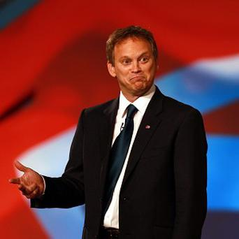 Conservative Party chairman Grant Shapps has said his party must show leadership and vision if it is to stand a chance in the 2015 poll