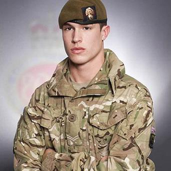 L/Cpl James Ashworth will be posthumously awarded the Victoria Cross in recognition of his 'extraordinary courage' (MoD/PA)