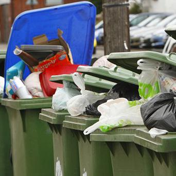 People filling in a form about wheelie bins were asked about sexual orientation by Birmingham Council