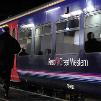 A level crossing crash is causing disruption to rail services of First Great Western