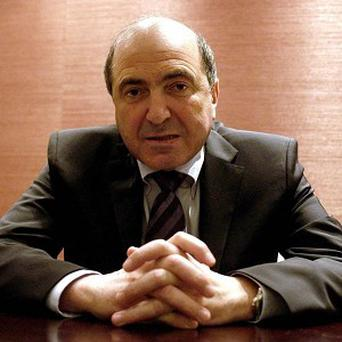 Russian billionaire Boris Berezovsky's death was as a result of hanging, tests have found
