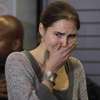 Amanda Knox, seen here in Seattle in October 2011 after returning home from Italy, faces a retrial (AP)