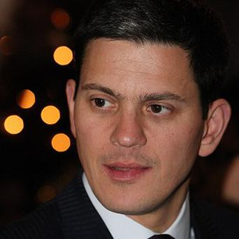 David Miliband has quit politics in the UK