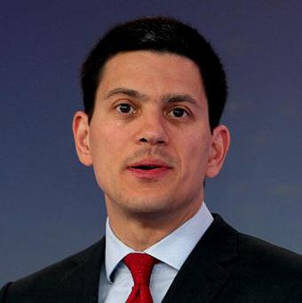 David Miliband will become president and chief executive of the International Rescue Committee in New York