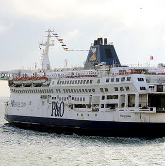 Hopes that ferry services would return to normal operations