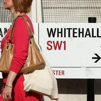 Schools, the NHS and international aid will be protected from budget cuts elsewhere on Whitehall