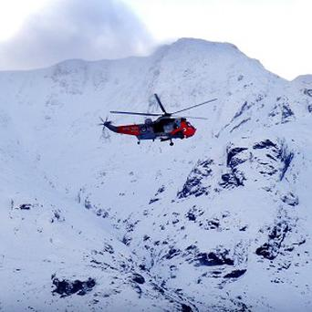 A man's body has been found following an avalanche in Glencoe