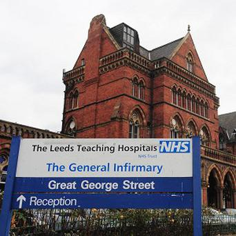 Leeds General Infirmary has suspended all congenital cardiac surgery on youngsters