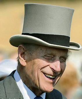 Prince Philip will spend the weekend at the London Clinic