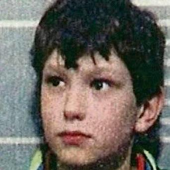 Venables, aged 10, at the time of his trial for the murder of James Bulger