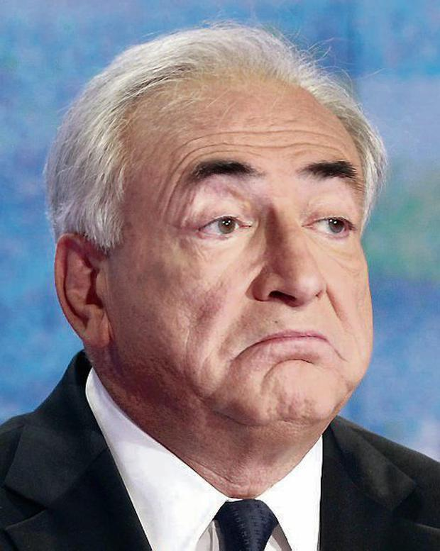 Dominique Strauss-Kahn