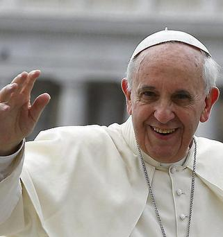 Pope Francis: wrote lengthy letter to Italian newspaper