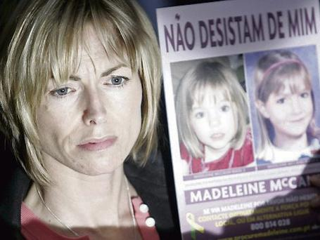 FEARFUL: Kate McCann is suing for £1m in damages