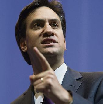 Ed Miliband: written to owner