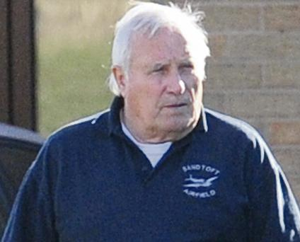 John Wildey who managed to land a light aircraft after the pilot was taken ill