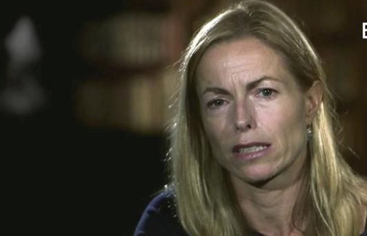 Kate McCann, mother of missing Madeleine