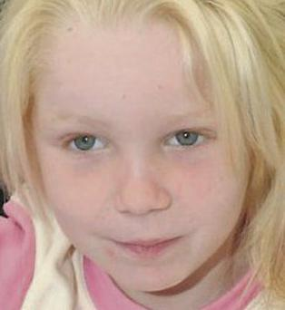 Maria, the blonde girl found in a Roma camp in central Greece a fortnight ago
