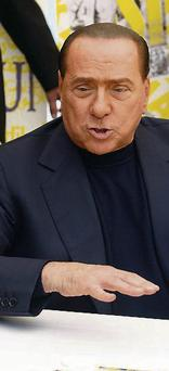 Jewish groups have condemned the comments made by Silvio Berlusconi
